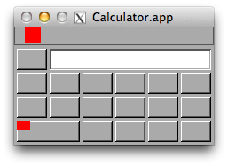 GSoC 2013: first useful screenshot of Calculator