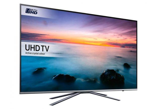 "Samsung 49"" 6400 UHD"